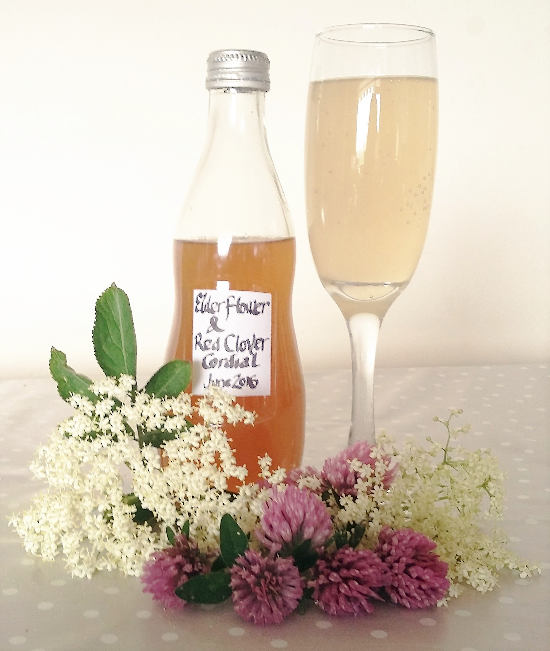 Wild Flower Cordials